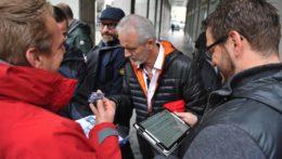 Caccia al Tesoro con iPad per team building interattivi 2.0 city game The italian job codecrackers mission