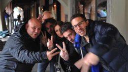 Caccia al Tesoro con iPad per team building interattivi 2.0 city game The italian job codecrackers winners