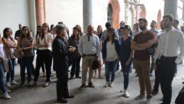 Caccia al Tesoro con iPad per team building interattivi 2.0 briefing outdoor Castello Sforzesco