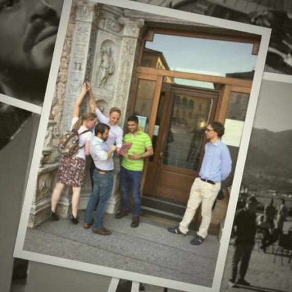 Caccia al Tesoro con iPad per team building interattivi 2.0 city game experience Conquering Como Exxon Mobil mission