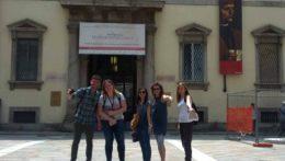 Caccia al Tesoro con iPad per team building interattivi 2.0 city game da Vinci codex Pinacoteca ambrosiana