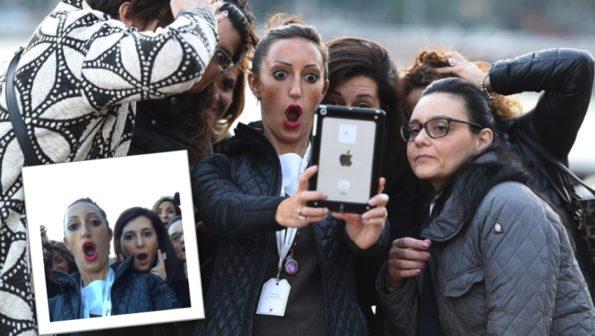 Caccia al Tesoro con iPad per team building interattivi 2.0 foto squadra selfie