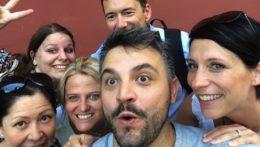 Caccia al Tesoro con iPad per team building interattivi 2.0 selfie
