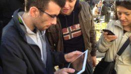 Caccia al Tesoro con iPad per team building interattivi 2.0 city game spy game team mission