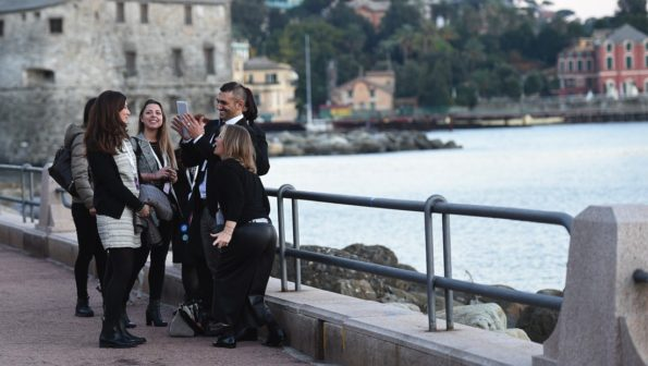 Caccia al Tesoro con iPad per team building interattivi 2.0 teamwork conquering Rapallo