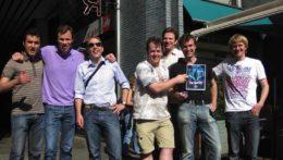 Caccia al Tesoro con iPad per team building interattivi 2.0 caccia all'uomo The Target