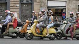Caccia al Tesoro con iPad per team building interattivi 2.0 city game vespa vacanze italiane 4