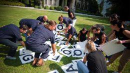 Caccia al Tesoro con iPad per team building interattivi 2.0 scuola di polizia 7 prova comunicazione