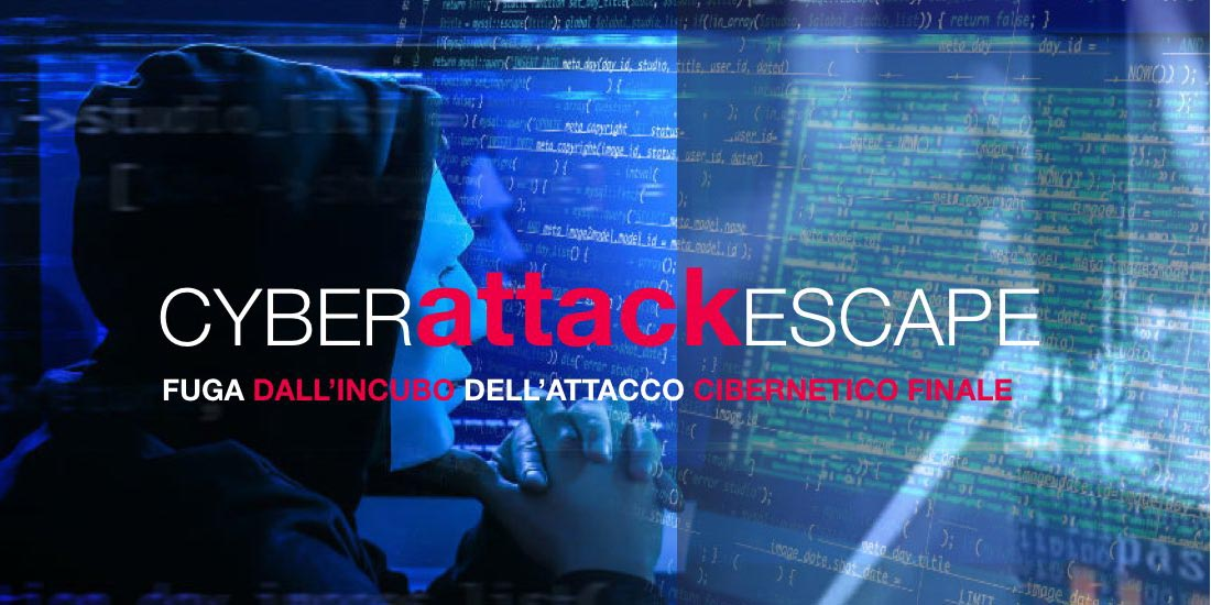 Cyber Attack, escape game indoor - Eventi Aziendali Milano