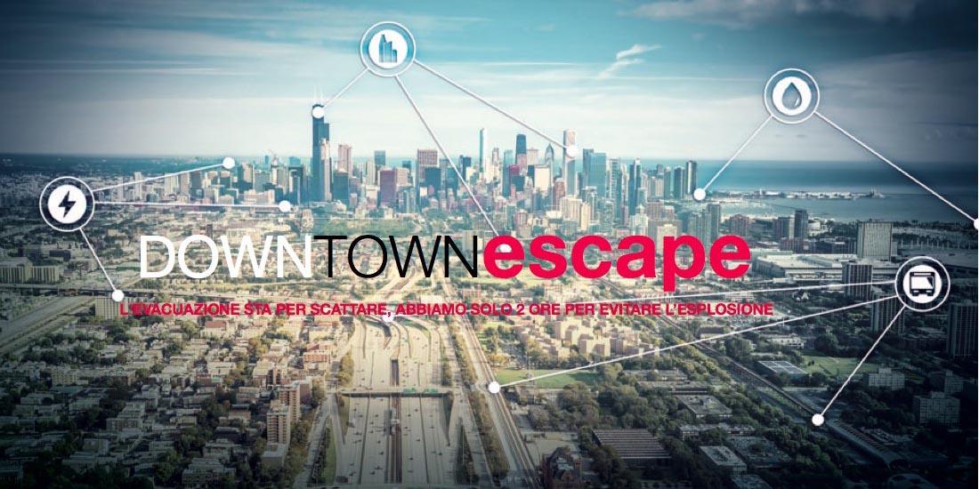 Downtown escape indoor - Eventi Aziendali Milano
