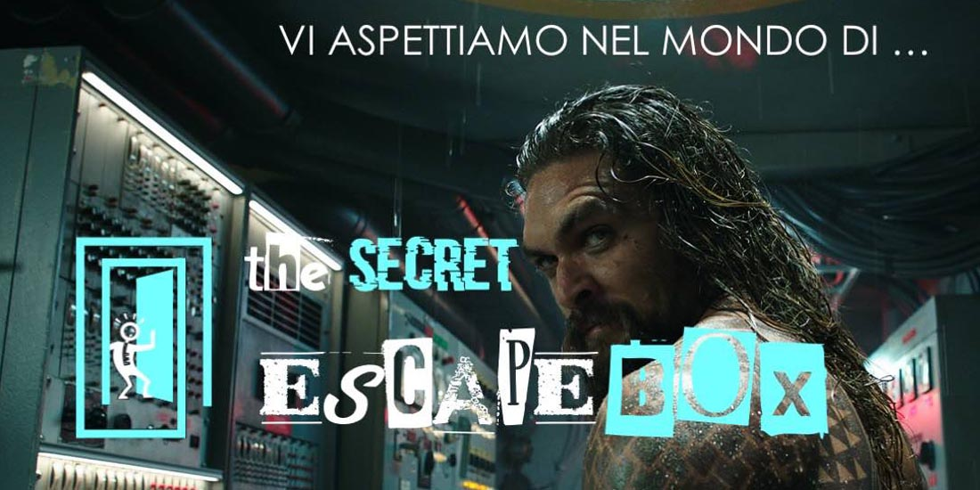 The Secret Escape Box - Eventi Aziendali Milano