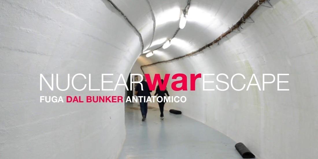 Nuclear War Escape indoor - Eventi Aziendali Milano